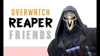 Reaper - Friends [MMD] 02