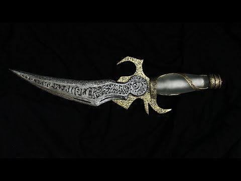 DIY Prince Of Persia - Dagger Of Time