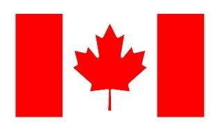 How to Draw a Canadian Flag / Как нарисовать флаг Канады