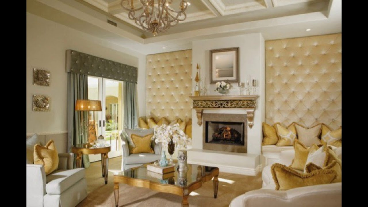 Incroyable 16 Glamorous Living Room Ideas That Exudes With Sophistication