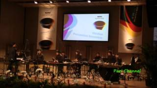 Viridian Percussion Ensemble Bangkok 1/3 WMC2013