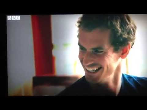 Trailer - Andy Murray The Man Behind the Racquet