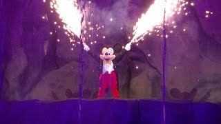 Fantasmic! Full Show 2/11/2015