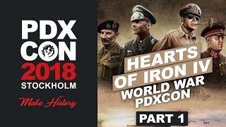 WORLD WAR PDXCON 2018 - Part 1 (feat. YogscastLewis, Quill18, SolarGamer, Shenryyr, and more) thumbnail