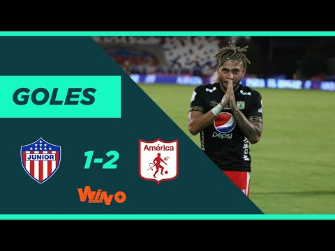 Junior vs. América (1-2) | Superliga  2020 - Final Ida