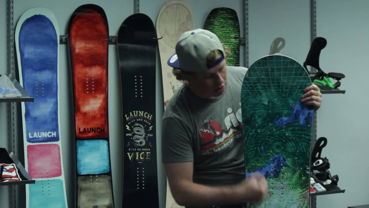 07be1f0631b 2017 Launch Session Snowboard. Launch Snowboards