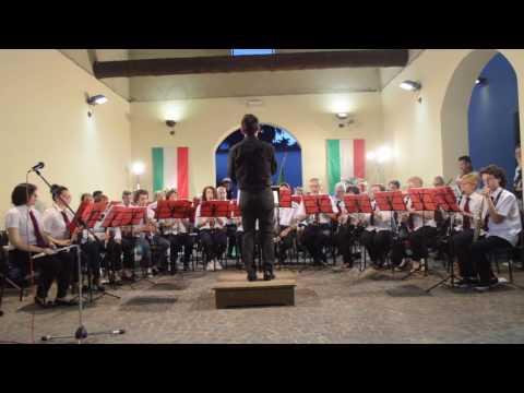 Variazioni in Blue - Corpo Musicale Cittadino Cerro Maggiore