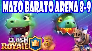 CLASH ROYALE HARNESS CHEAP SAND 8 HOW TO GET DRINKS IN SAND 8 AND 9?