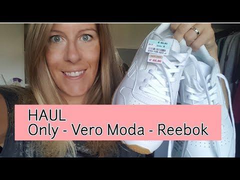 FASHION HAUL / Vero Moda - Only - Reebok - Aldi / + TRY ON / nellypirelli