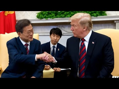 U.S.-North Korea summit in question as Trump backs away from June 12th date