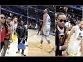 Quavo Ask Stephen Curry For Game Shoes Ends Up Getting Autographed Jersey