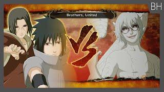 Naruto Ultimate Ninja Storm 3: How to beat Kabuto -easy-