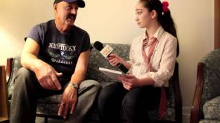 EXILE interview MARLON HARGIS with Pavlina Orange Blossom Opry
