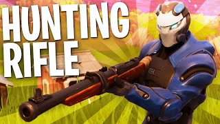 Fortnite | 230m with hunting rifle