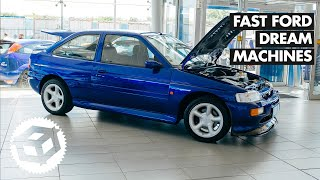 Car Obsessed! Escort RS Cosworths and More, Irelands Diverse Auto Culture  | Juicebox Unboxed #103