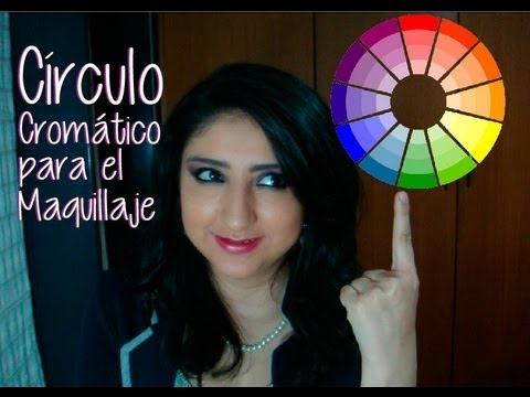 Círculo Cromático Para Maquillar Color Wheel For Makeup Youtube