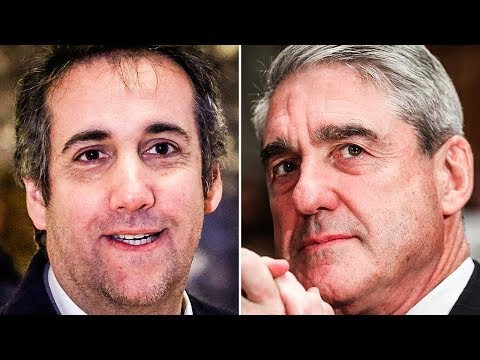 "Michael Cohen Tweets Cryptic Note As Prague Story Broke – ""Mueller Knows Everything!"""