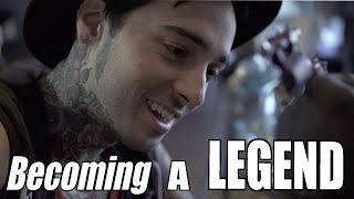 Becoming A LEGEND