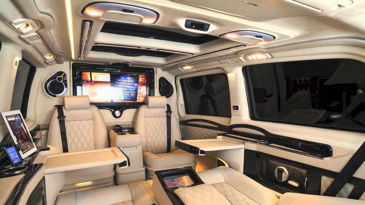 Luxury Vans: KLASSEN Car Design Technology ®