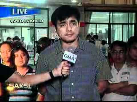 Manila Hostage Taking Crisis Philippines