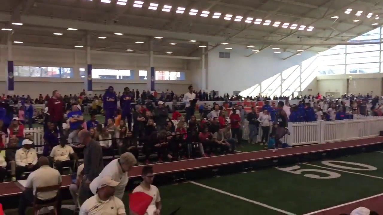 Keturah Orji  14.32m  US National Indoor Record Women's Triple Jump
