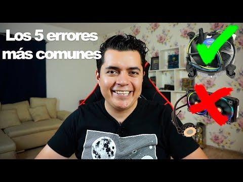Los 5 errores mas comunes al comprar Procesador para PC gamer - Proto Hw & Tec