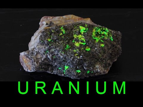 Uranium - Beautiful & Radioactive!
