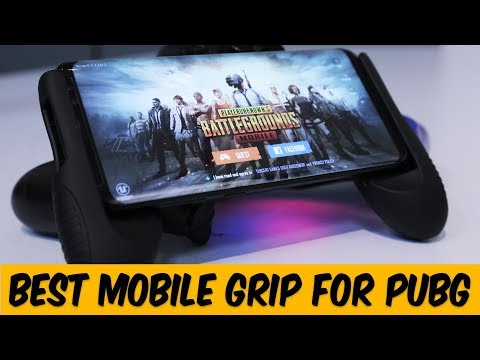 BEST MOBILE GRIP FOR PUBG 🔥