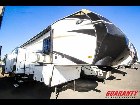 2017-heartland-sundance-3700-rlb-2-bath-fifth-wheel-video-tour-•-guaranty.com