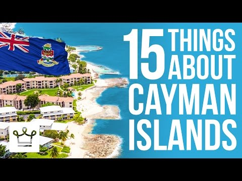 15 Things You Didn't Know About The Cayman Islands
