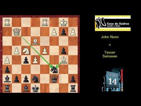 Prof. Yasser x Prof. Nunn