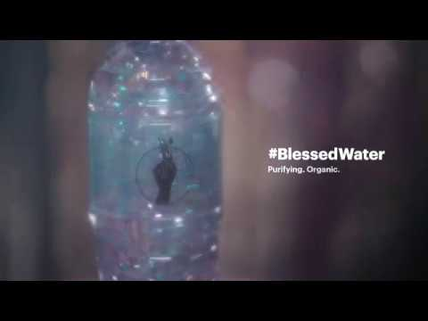 #BlessedWater Advertisement