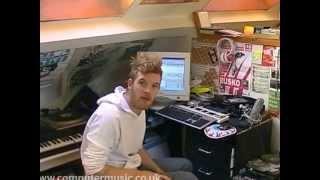 Rusko - Producer Masterclass - Computer Music magazine 2008