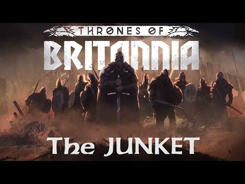 Thrones of Britannia - a computer game that bothers with historical research!