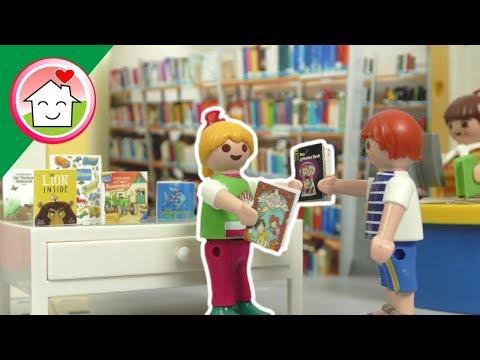 جنة و الأصدقاء في المكتبة - عائلة عمر - جنه ورؤى