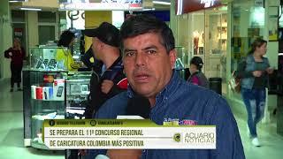 Se prepara el 11º Concurso regional de caricatura Colombia más Positiva