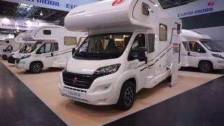 German RV review : Eura Mobil 690 Activa One HB