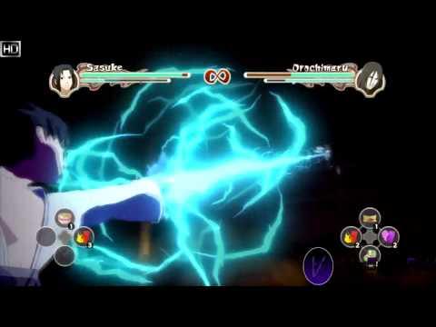 VideoGamesForU - Naruto Shippuuden Ultimate Ninja Storm 2 -Team Hebi - Part 1 |