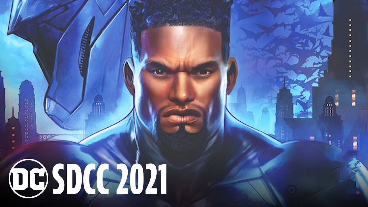 Download SDCC 2021 | Batman: Fear State Panel | DC