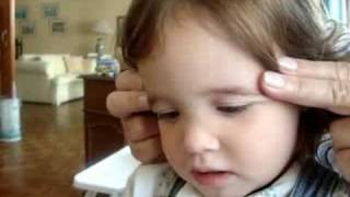 Headache and Common Flu-Baby Massages. (Xiau er tui na massages.)