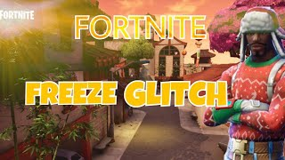 FIXED ! Fortnite Glitch Freezing My Screen ( Fortnite Battle Royale)