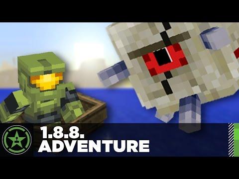 Let's Play Minecraft: Ep. 192 - 1.8.8 Adventure