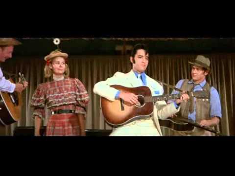 Elvis Presley - Clean up your own backyard HD