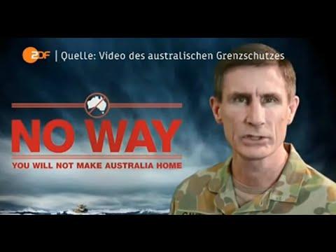 NO WAY - Australiens vorbildliche Einwanderungs-Politik