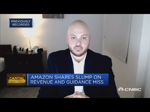 Any negative news will weigh on Amazon stock: Analyst | Capital Connection