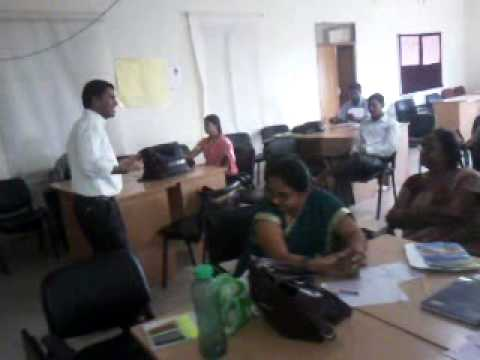 ENGLISH LANG. TEACHING AT ELTI S.C.E.R.T. RAIPUR, C.G.