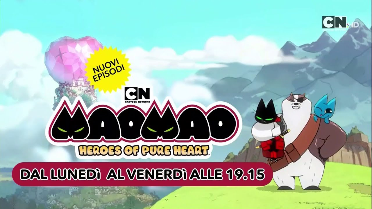 Mao Mao E Gli Eroi Leggendari Promo Nuovi Episodi 24 Agosto 2020 Cartoon Network Deviantart is the world's largest online social community for artists and art enthusiasts, allowing people to connect through the creation and sharing of art. mao mao e gli eroi leggendari promo nuovi episodi 24 agosto 2020 cartoon network