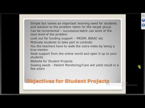TO USE STUDENT PROJECT EFFECTIVELY