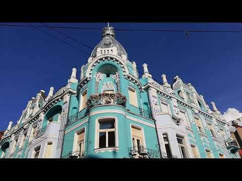 Romanya Oradea Şehrini