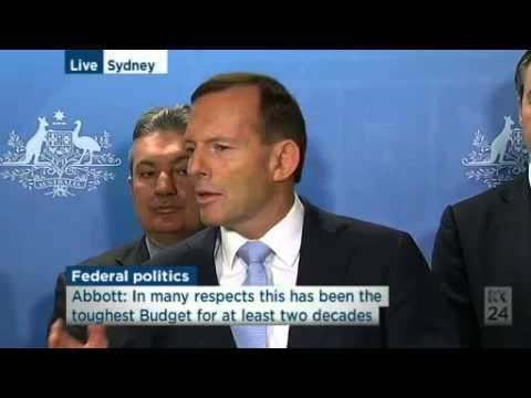 """""""Families should be off limits"""": Abbott defends Frances & claims Guardian obsessed"""